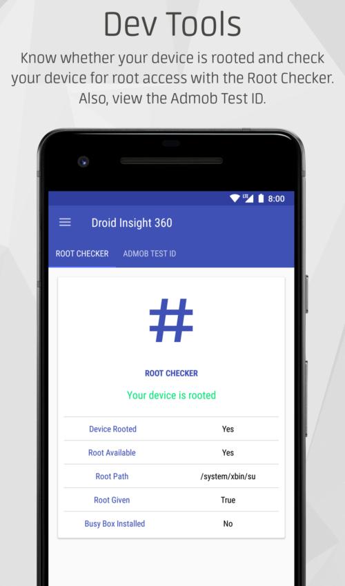 Dev_Tools Droid Insight 360